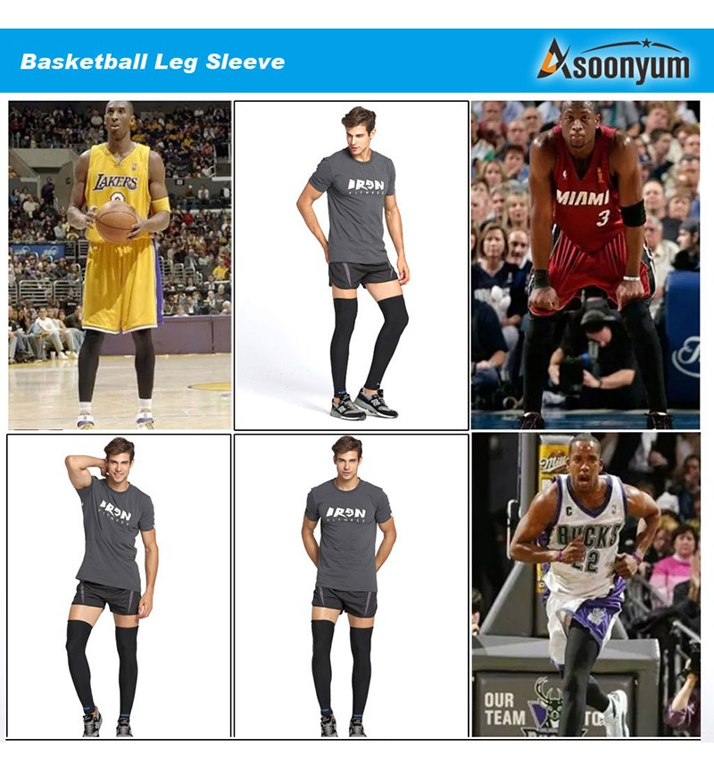 Asoonyum Leg Compression Sleeve