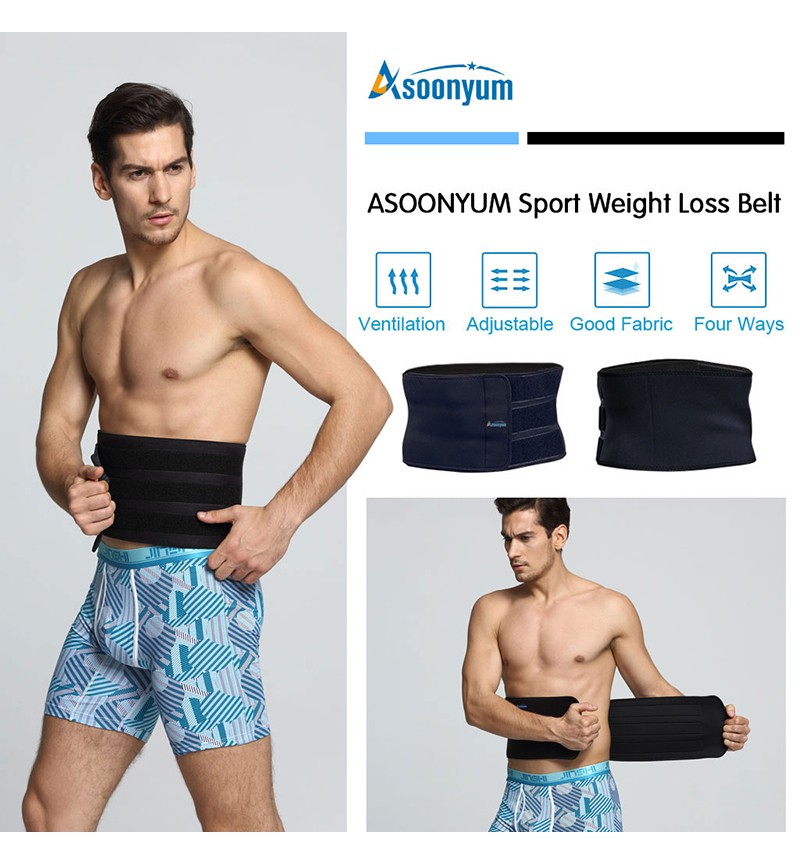 Asoonyum Waist Trimmer Ab Belt