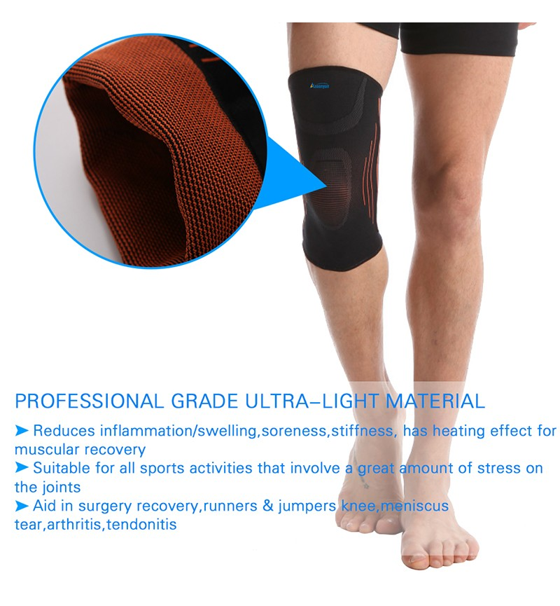 Asoonyum Knee Compression Sleeve
