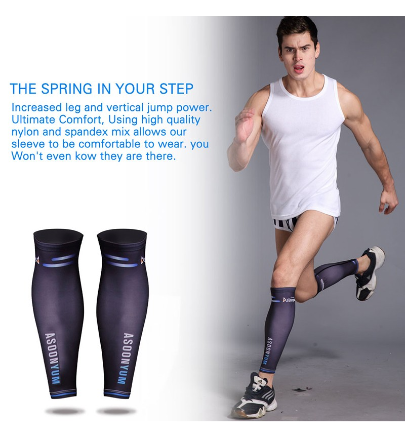 Asoonyum Calf Compression Sleeve